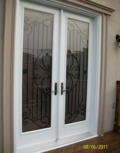 Windows and Doors Toronto-Smooth Fiberglass Doors-Smooth Doors- Custom Design installed in Toronto by Windows and Doors Toronto