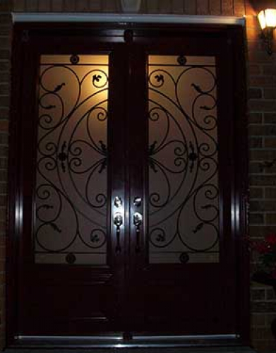 Windows and Doors Toronto-Smooth Fiberglass Doors-Smooth Doors installed in Brampton by Windows and Doors Toronto
