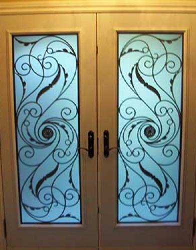 Windows and Doors Toronto-Smooth Fiberglass Doors-Smooth Doors-Smooth Julleitta Doors with Multi Point Locks Installed by Windows and Doors Toronto in Hamilton