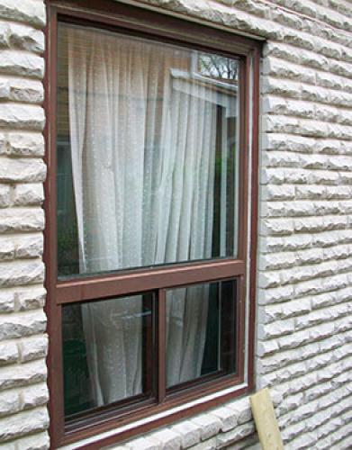 Window installation fix window with bottom single slider window by Windows and Doors Toronto